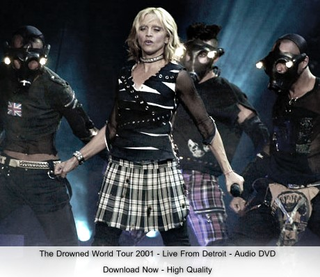 The Drowned World Tour dans Pack kialit